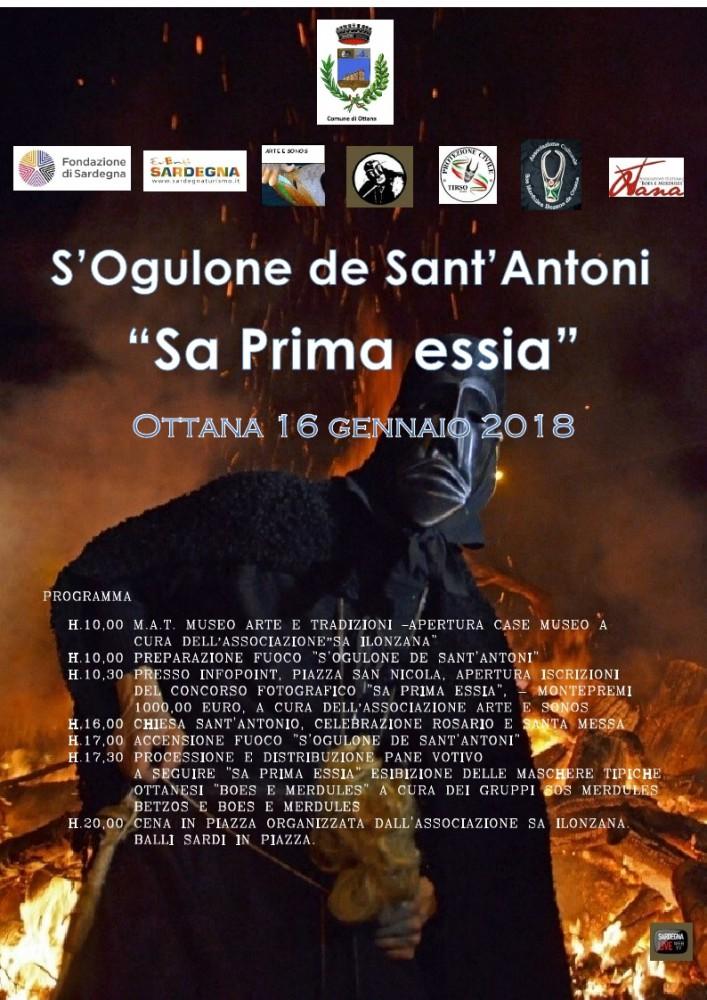 programma Sa Prima Essia 2018